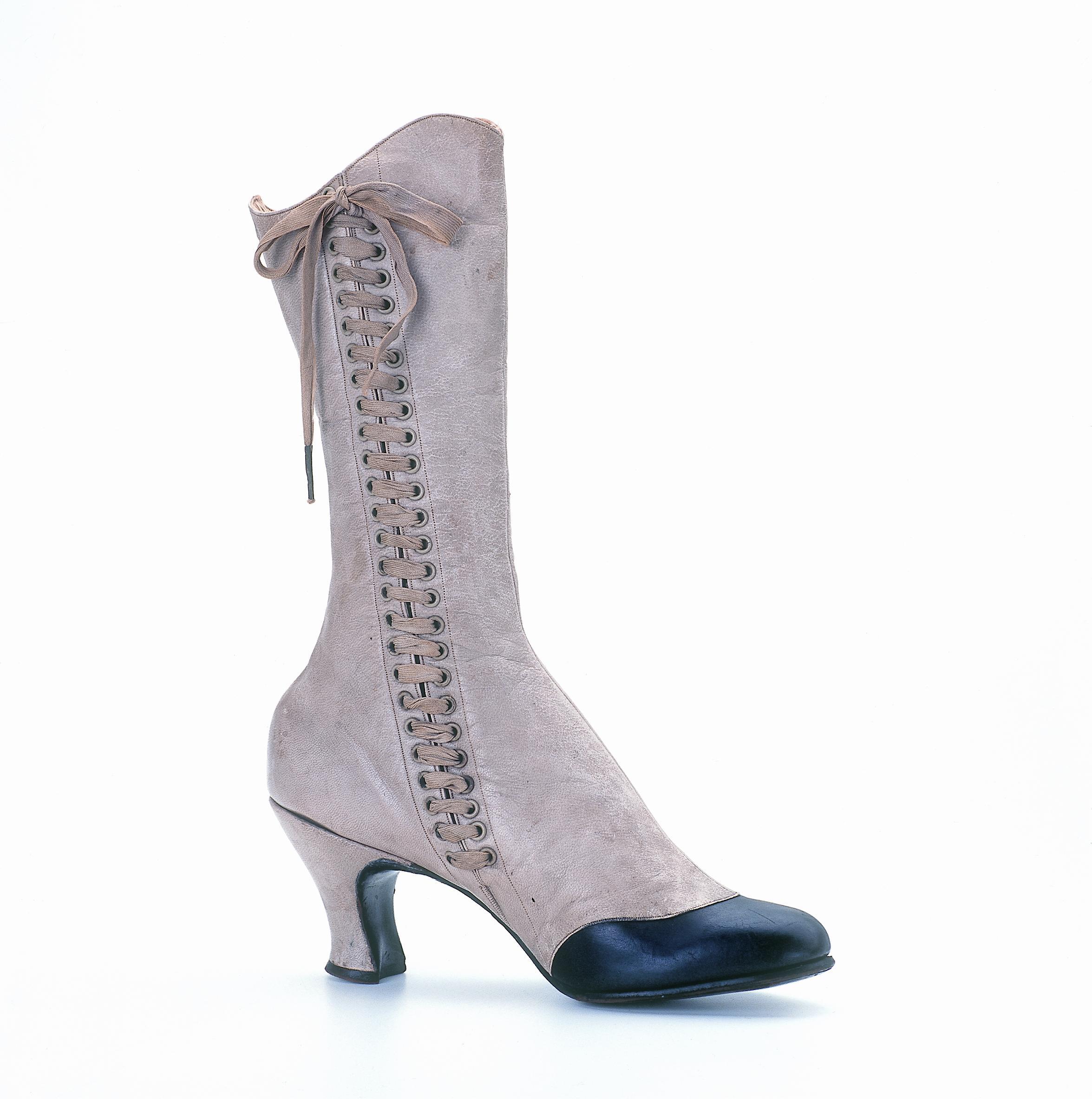 Modelo bota