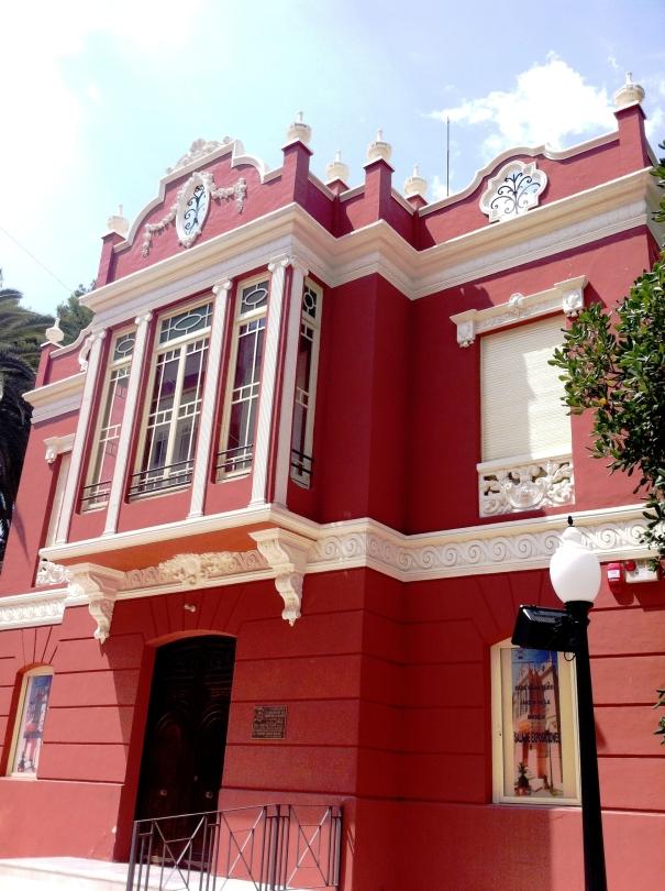 Casa Grande Jardín de la Música