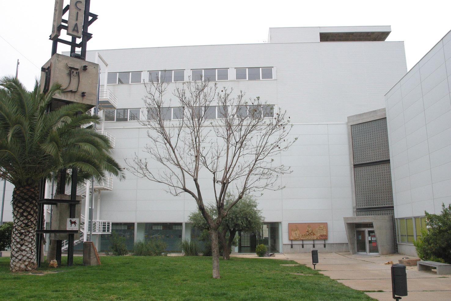 Fachada Museo del Calzado