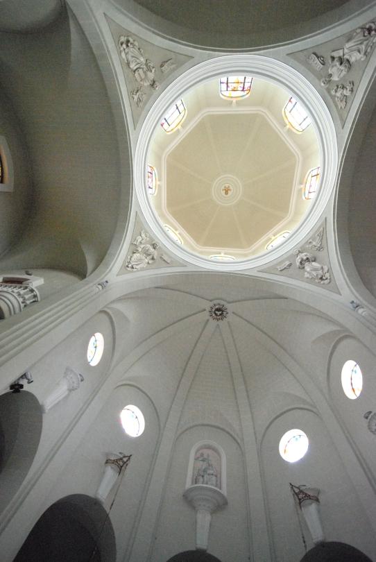Cúpula Iglesia de Santa Ana