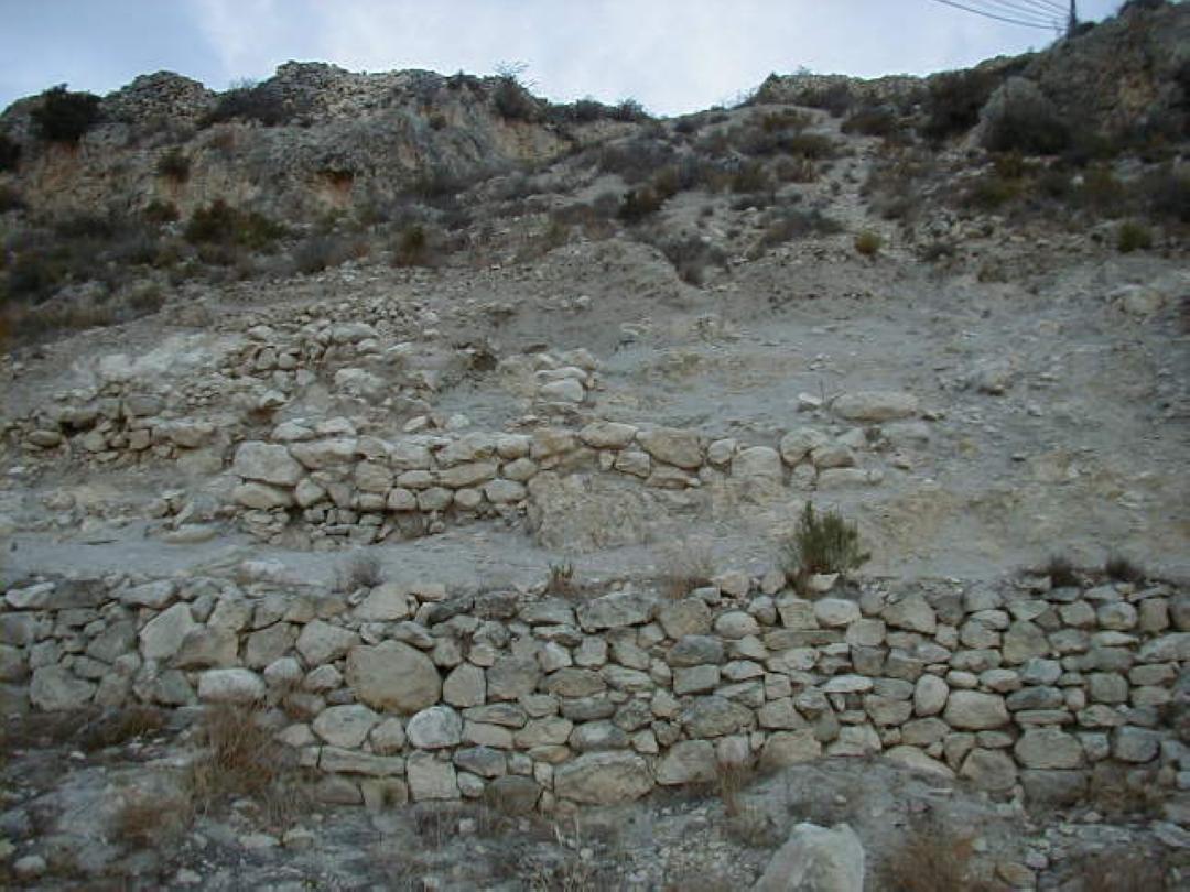 muralla iberica