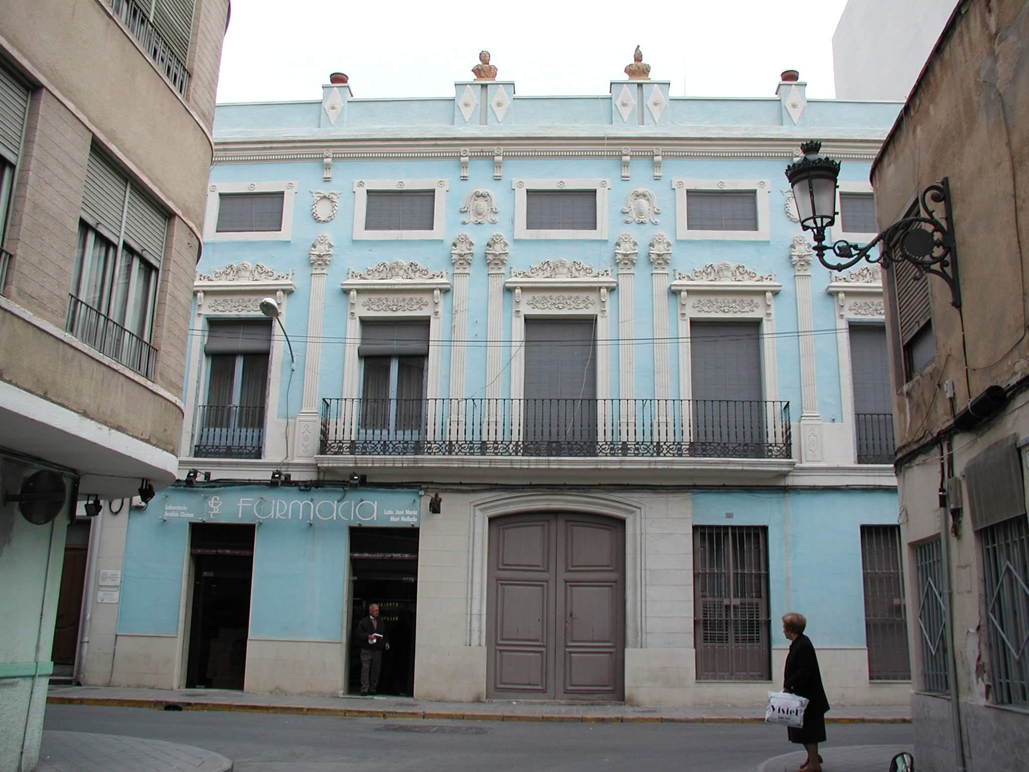 3. Fachada Casa de las Beltranas desde calle Nueva (1) (1)