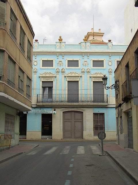 3. Fachada Casa de las Beltranas desde calle Nueva (2)