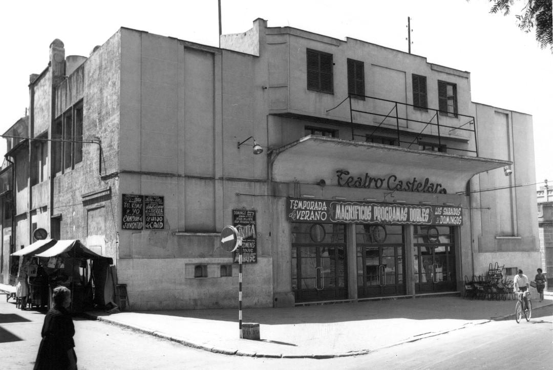 4. Antiguo Teatro Castelar