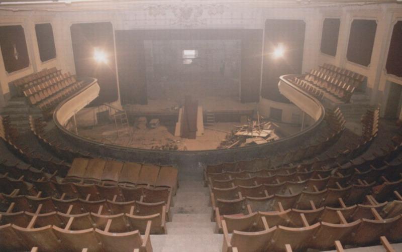 4. Obras rehabilitacion Teatro Castelar. 1998-2