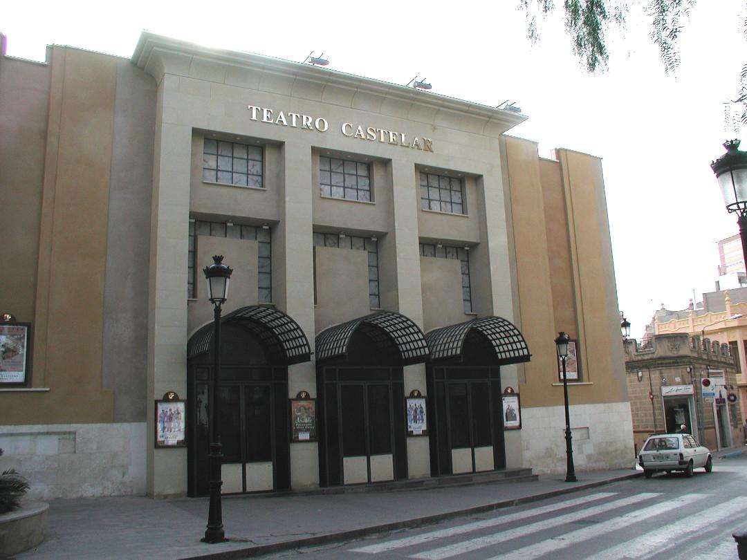 4. Teatro Castelar exterior