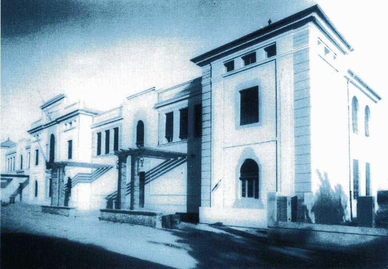 7. Colegio Emilio Castelar (hoy Padre Manjon). Anos 30