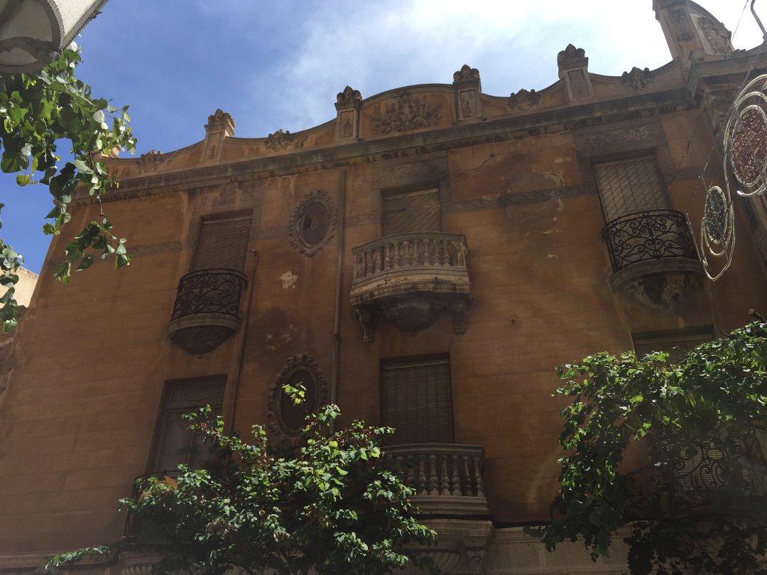 Fachada Casa de Pepe Barata 1