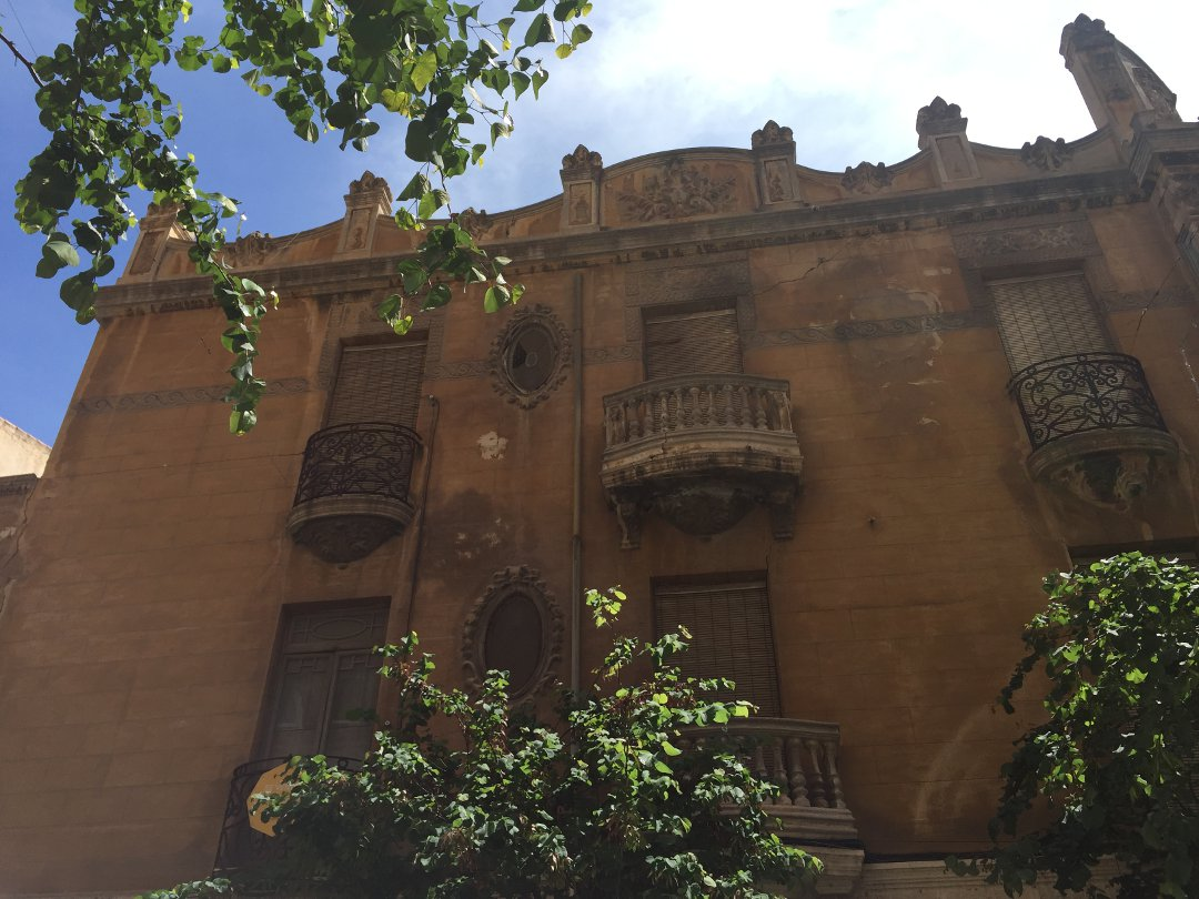 Fachada Casa de Pepe Barata 2