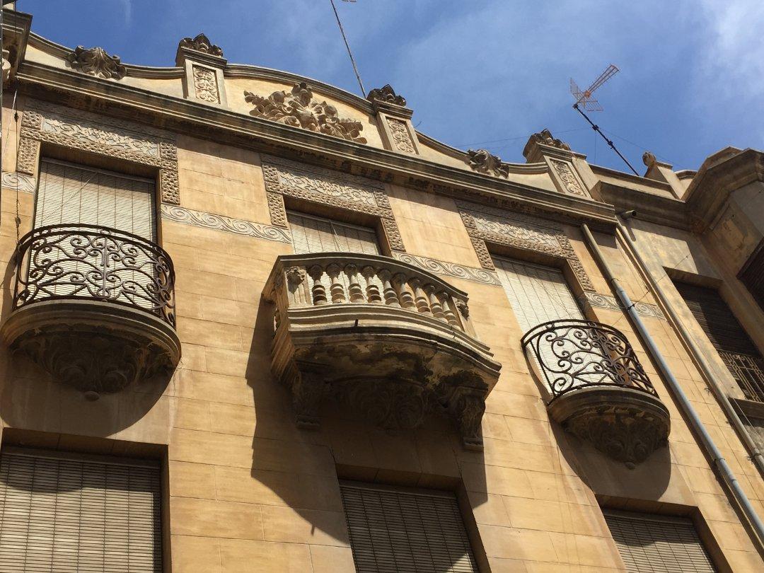 Fachada Casa de Pepe Barata 3