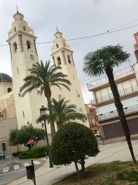 Plaza Sagrado Corazon 1