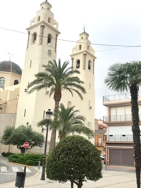 Plaza Sagrado Corazon 2